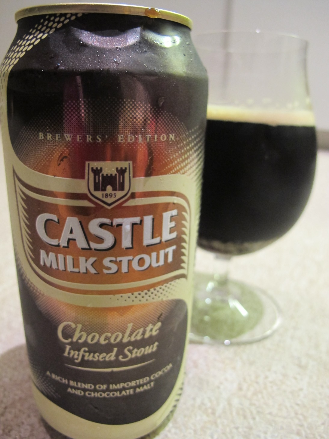 Castle Milk Stout Chocolate