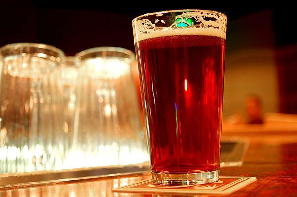 10b American Amber Ale - The Brewmistress