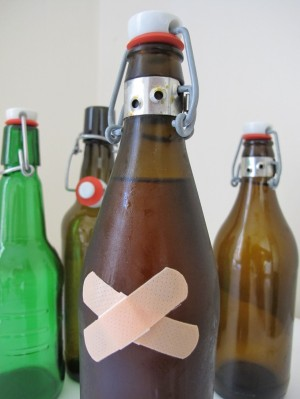 band aid beer