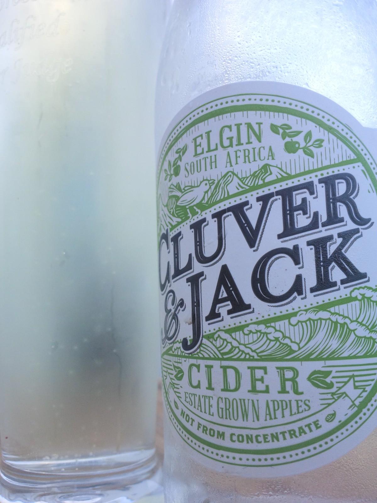 cluver & jack cider south africa