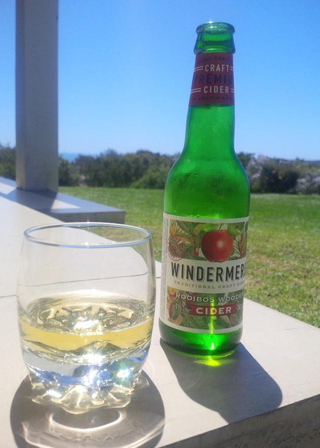 windermere rooibos cider