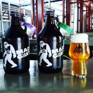 mad giant growlers