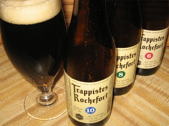 Trappistes Rochefort Review