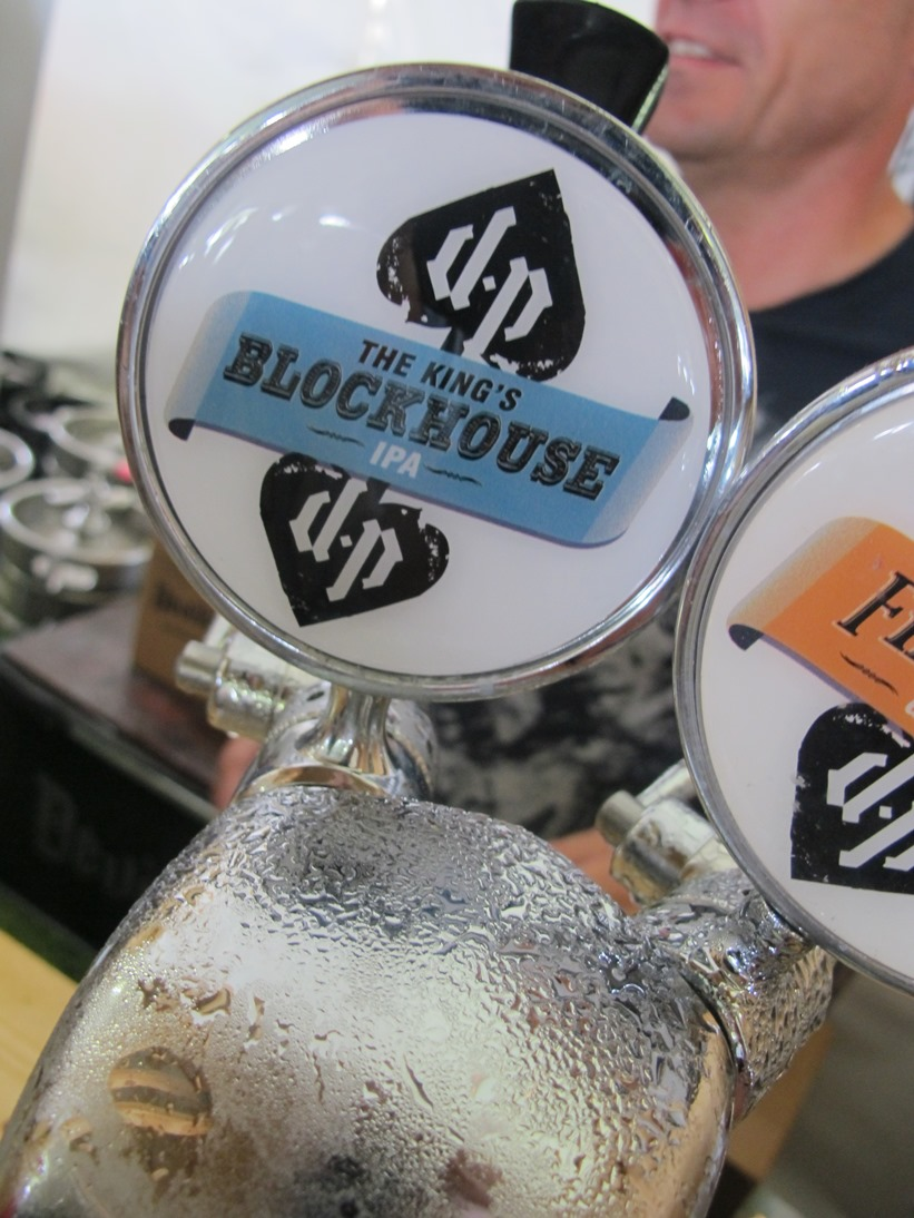 Devil's Peak King's Blockhouse IPA took the top spot in the BJCP competition