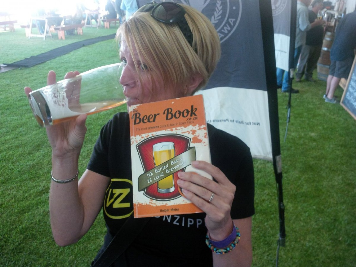 The Brewmistress endorses Holger Meier's Beer Book :D