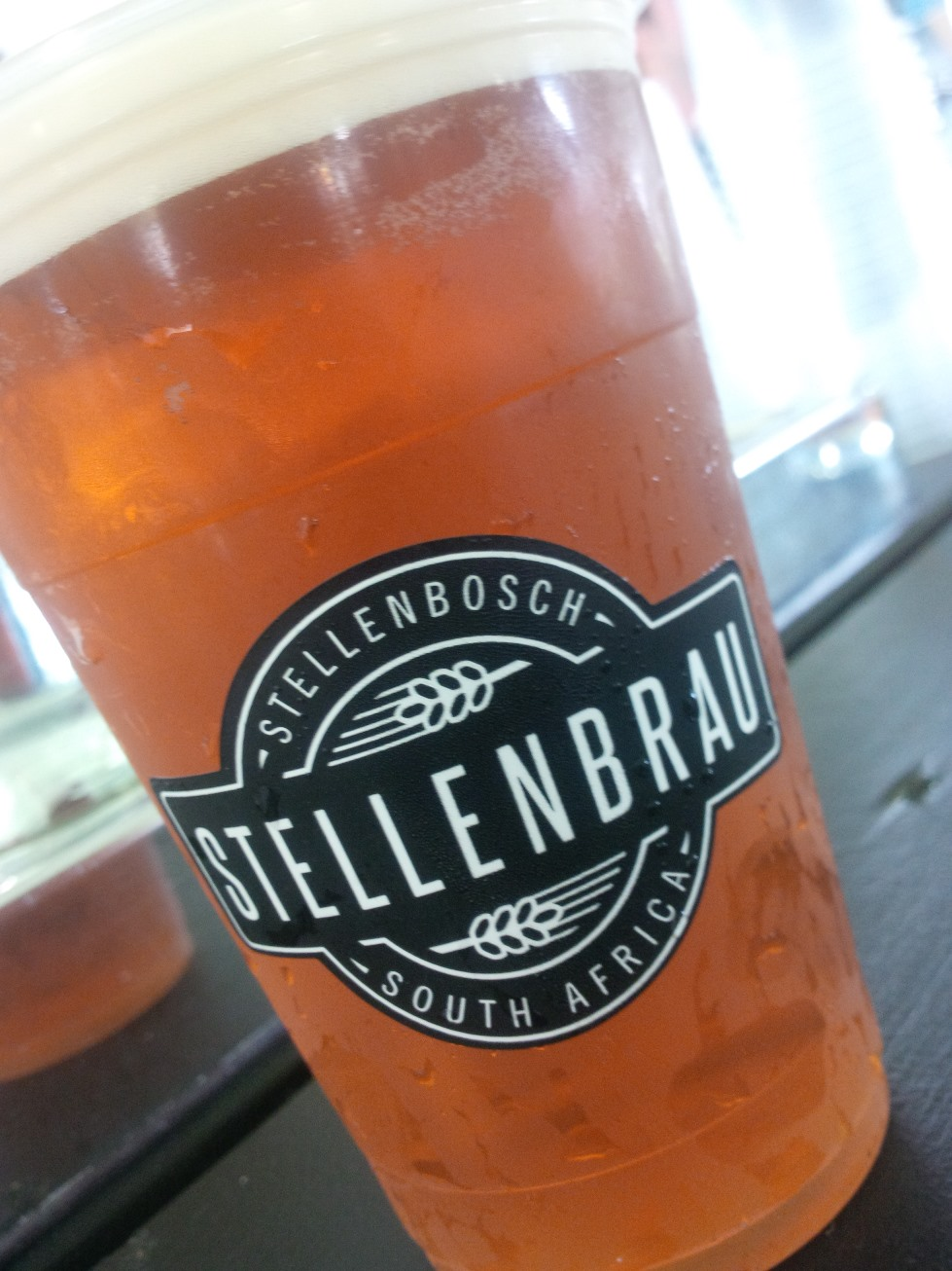 stellenbrau governor red lager rooibos