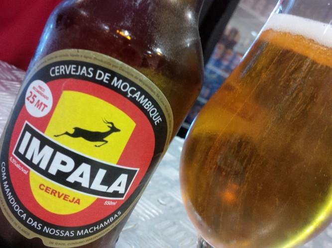 impala cassava beer