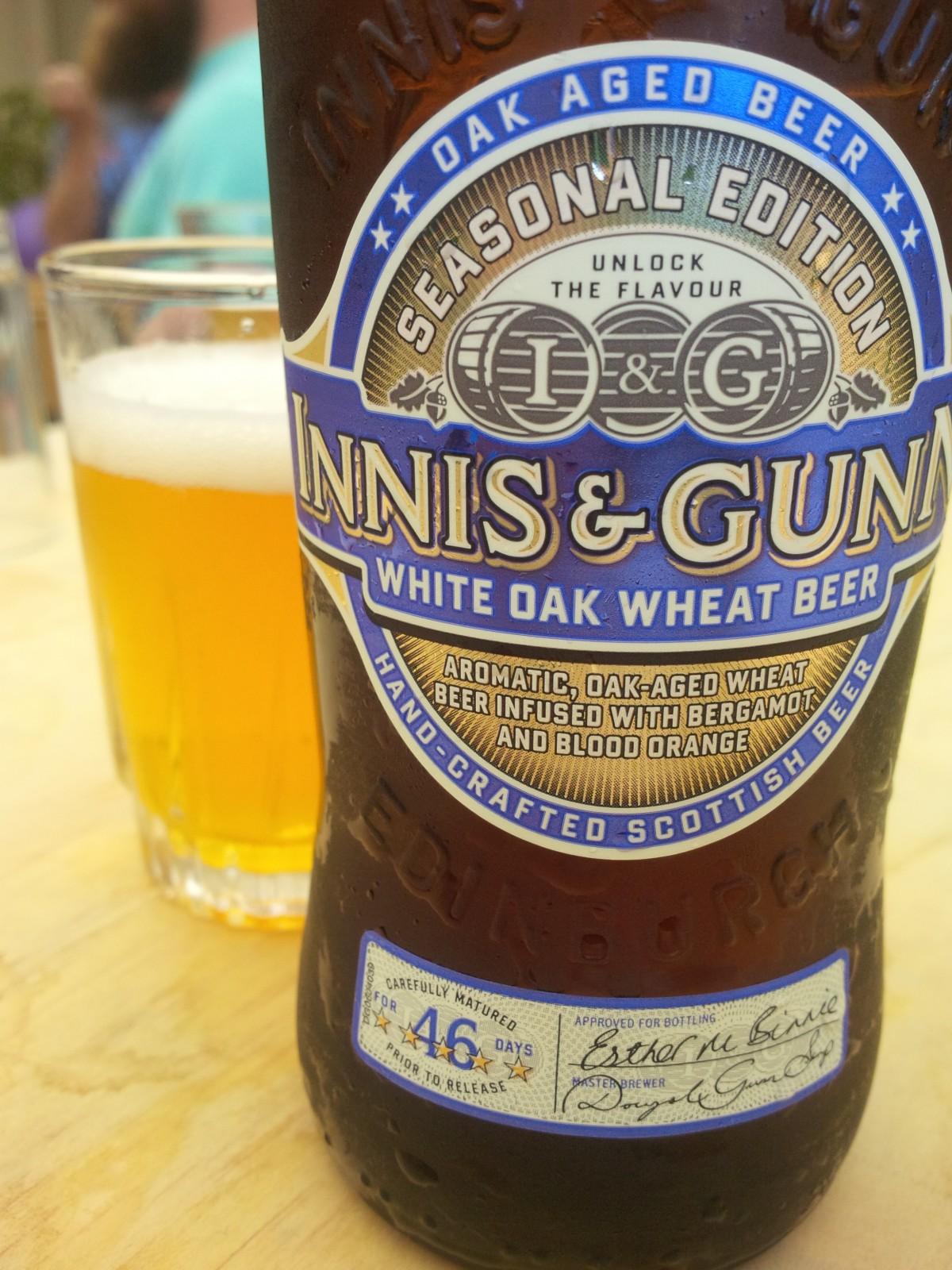 innis and gunn wheat