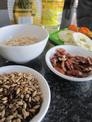 malt muesli ingredients