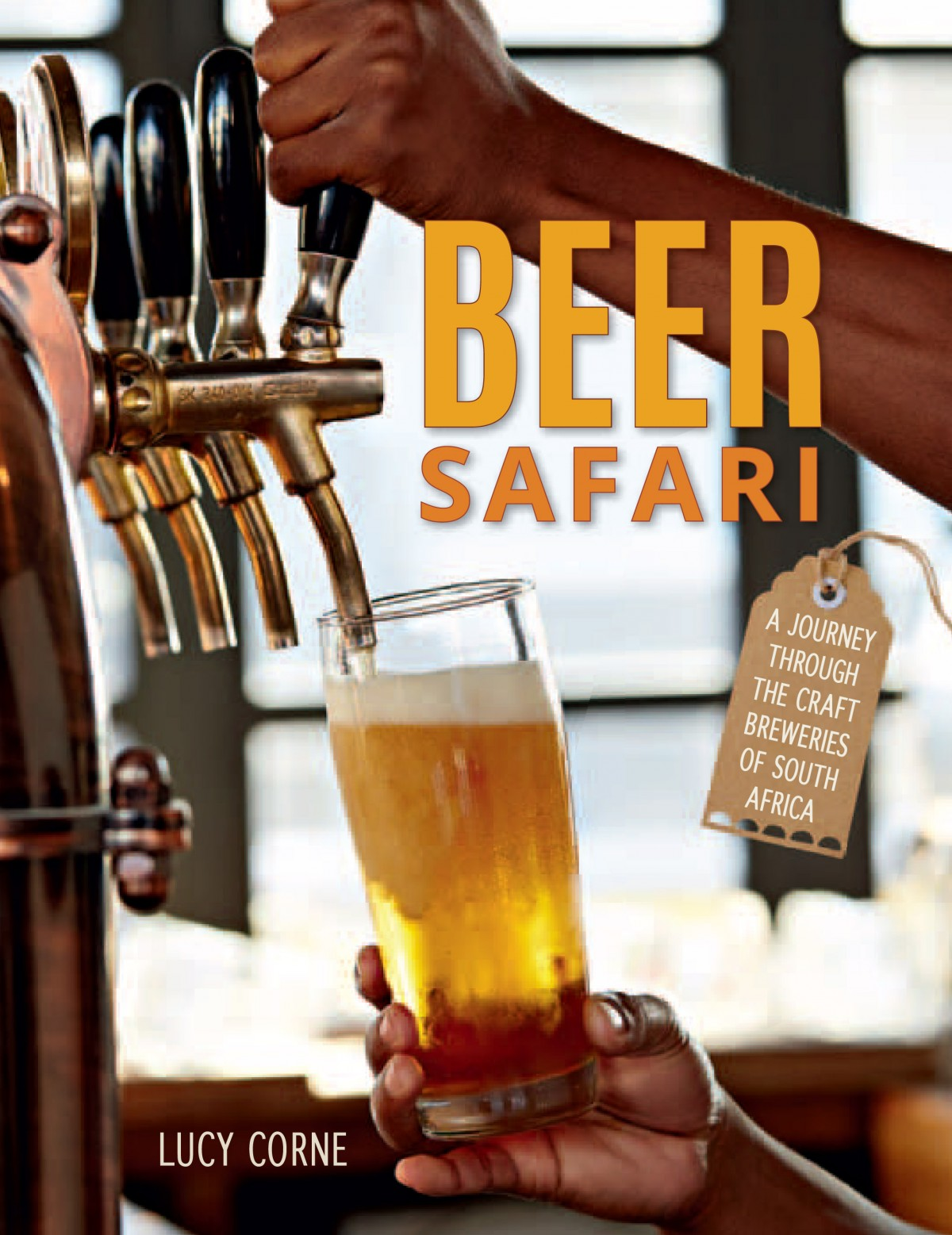 beer safari lucy corne