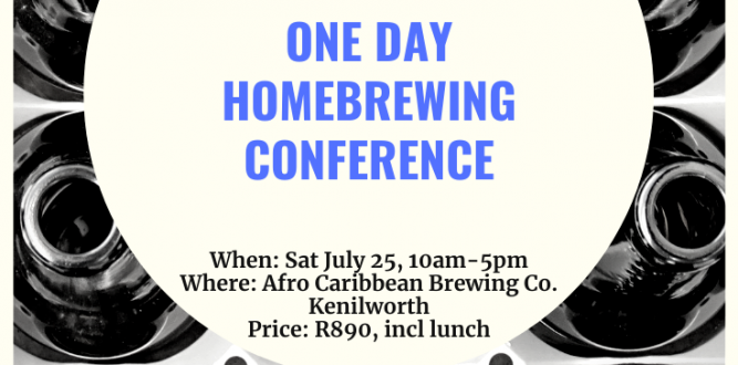learn to brew beer cape town